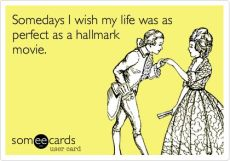 hallmark movie quote