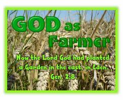 god as farmer