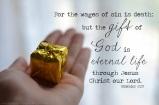 Romans 6 23